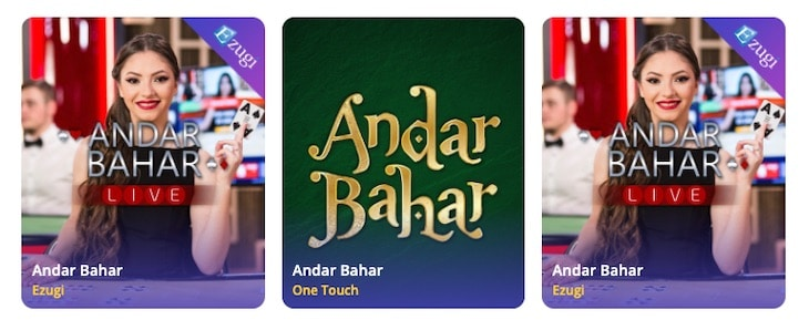 Casino Days Andar Bahar Games