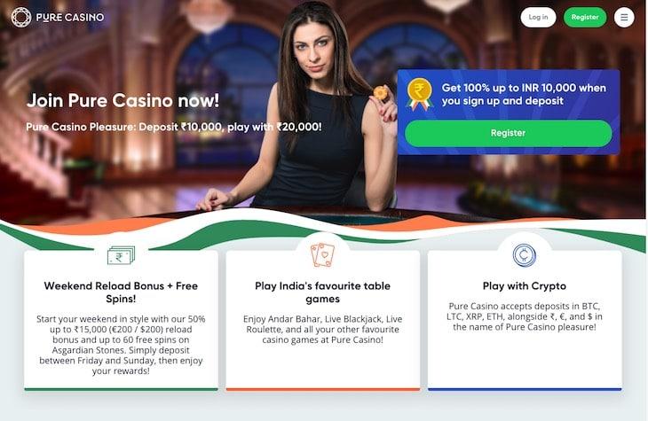 Pure Casino Review