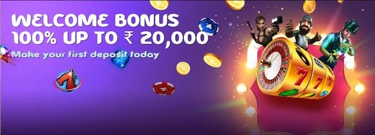 MrSlot Casino Bonus